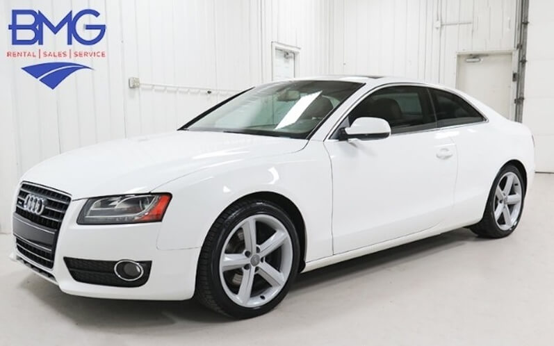 2010 Audi A5 Coupe