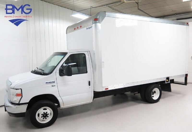 2013 Ford E-350 Cutaway E350 Super Duty Van | Broadmoor