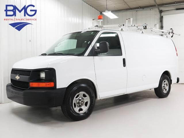 2006 Chevy Express AWD Work Van