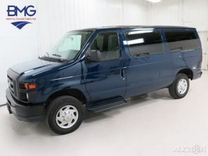 2010 Ford E350 Super Duty Van