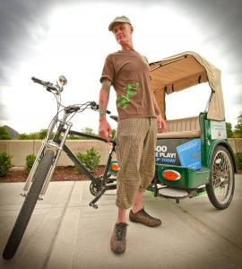 Green Machine Pedicabs