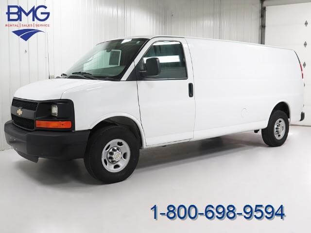 2011 Chevy Express 3500