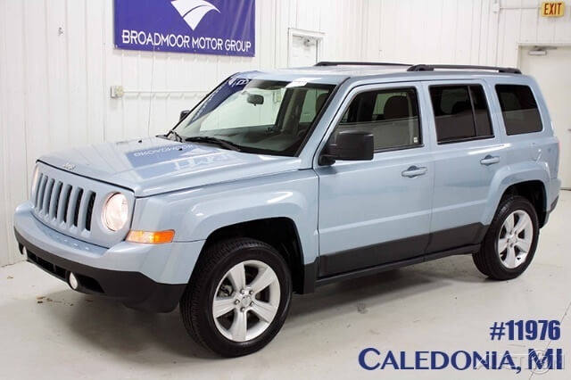 2013 Jeep Patriot Latitude 4WD STAWG