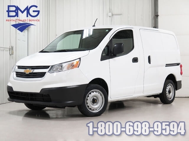 2015 Chevrolet City Express 1LS STAWG