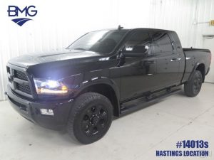 Blacked Out Ram >> 2014 Ram 3500 Laramie Mega Cab 4wd Blackout Edition Pu