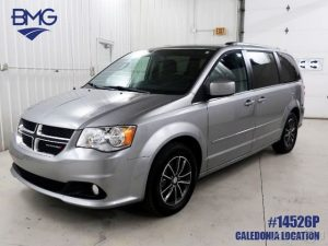 2016 Dodge Grand Caravan Sxt Plus Minivan