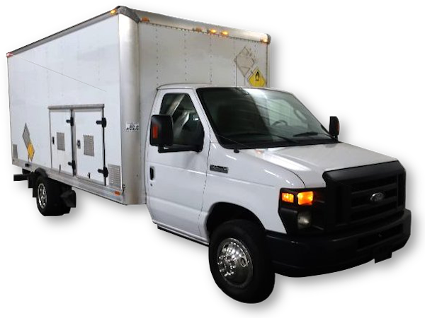 Used Box Truck Inventory