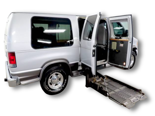 Commercial People Movers and Vans for Sale